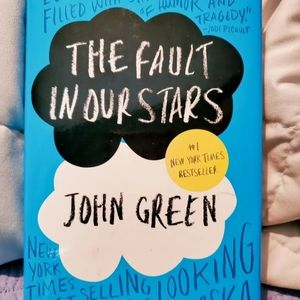 The Fault In Our Stars Hardback Book
